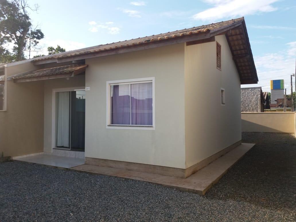 Casa com 2 quartos para locação, 52m² por R$ 900,00- Quinta dos Açorianos - Barra Velha/SC