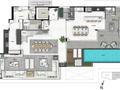 Planta 07 - 352m² - duplex cobertura - inferior
