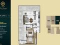 Planta 11 - 2 dorm 123 46m²