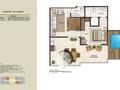 Planta 22 - 4 dorm 131 36m² - cobertura superior