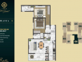 Planta 07 - 2 dorm 80m²