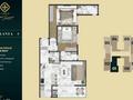 Planta 08 - 2 dorm 80m²