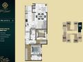 Planta 02 - 2 dorm 74m²