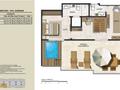 Planta 14 - 3 dorm 137 97m² - cobertura superior