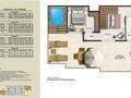 Planta 16 - 4 dorm 139 94m² - cobertura superior