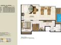 Planta 18 - 4 dorm 123 05m² - cobertura superior