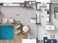 Planta 05 - 5 dorm 314 54m² - duplex superior