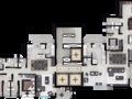 Planta 01 - 3 dorm 128m²