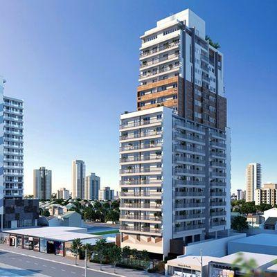 Sky Paulicéia | Apartamentos de 1 dorm | 29 a 41 metros | Apartamentos no Centro SP