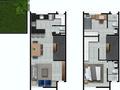 Planta 04 - 2 dorm 181m²
