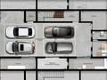 Pavimento garagem - subsolo
