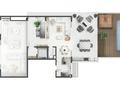 Planta 04 - 4 dorm 493m² - cobertura duplex superior