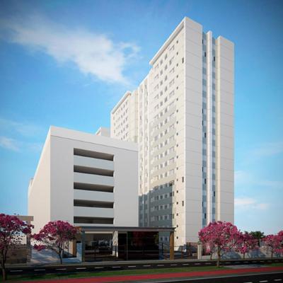 Grand Reserva Paulista - Spazio Cambury | Apartamentos de 2 dormitórios | 43 metros
