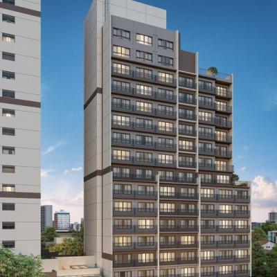 ID Lisboa | Apartamentos de 1 dorm | 23 metros | Stúdios na Vila Clementino