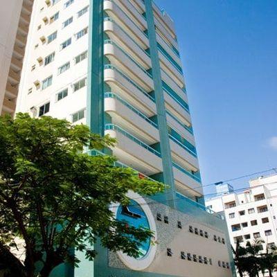 Sala Comercial Edifício Julia Cristina no Centro de Balneário Camboriú