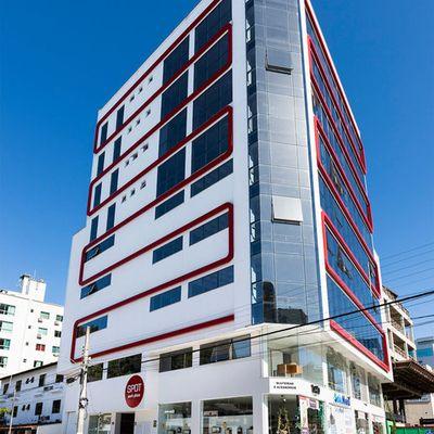Sala Comercial Edifício Spot Work Place Ariribá Balneário Camboriú