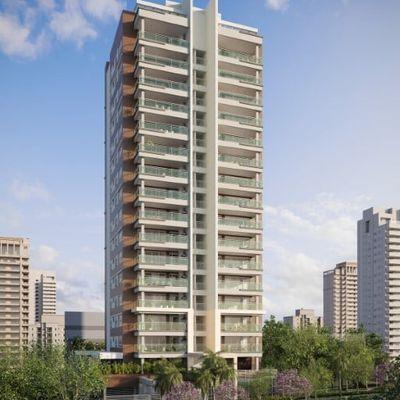 Helbor Allure | Apartamentos de 4 dorms | 2 suítes | Na Rua Guimarães Passos 224 - Vila Mariana