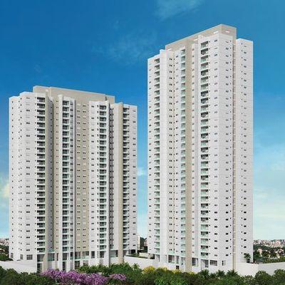 Atlântica Premium Residence Club | Apartamentos 3 dorms | 1 suíte | 118 metros | Em Osasco
