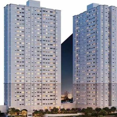 Fit Casa Rio Bonito | Apartamentos de 1 e 2 dorms | 27 a 43 metros | Guarapiranga SP
