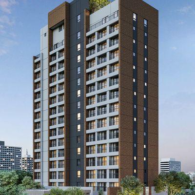 ID Home & Lifestyle Jauaperi | Stúdios com 21 metros | Apartamentos em Moema