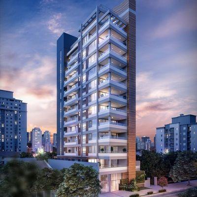 Dsgn Lorena | Apartamentos de 1 dorm | 26 metros | Nos Jardins