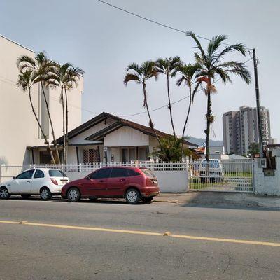 Terreno Comercial Residencial Centro Jaraguá do Sul