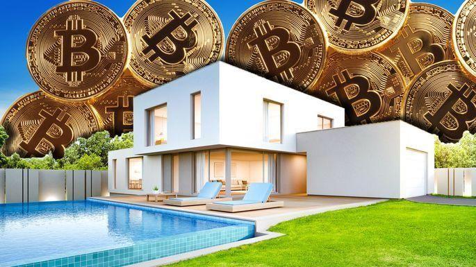 Pagar casa com Bitcoin