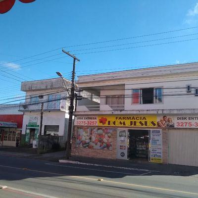 Casa comercial Vila Lenzi