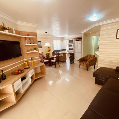 Apartamento 3 dormitórios decorado