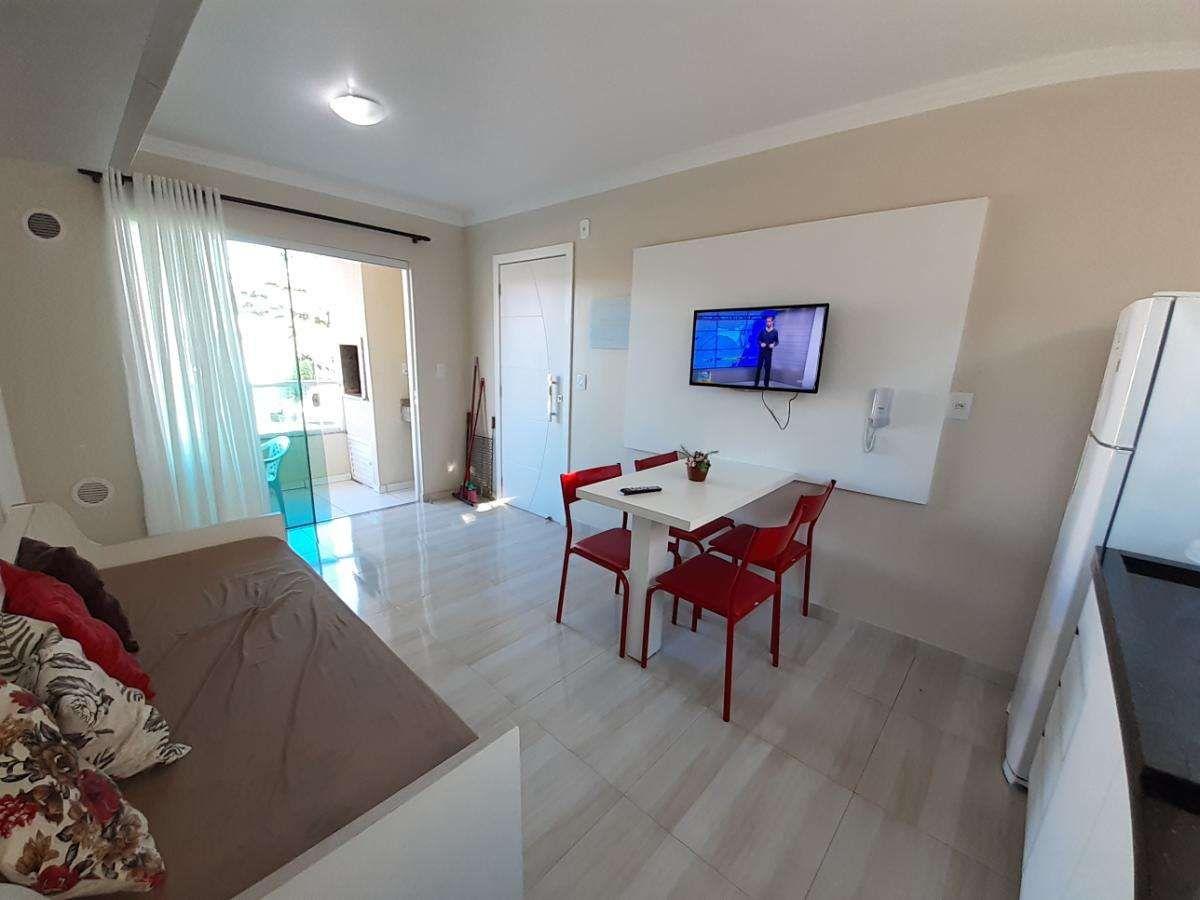 Excelente apartamento com 1 dormitório