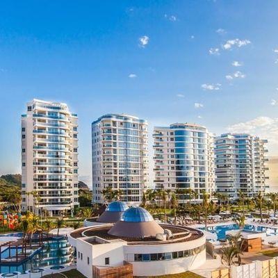 Apartamento residencial à venda, Praia Brava, Itajaí.