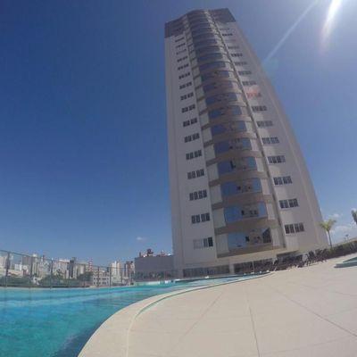 Apartamento no Centro da Cidade de Itajaí, com 2 suítes.
