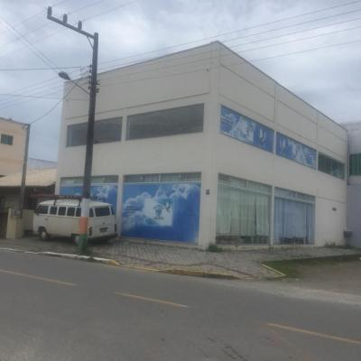 Galpão comercial à venda, Monte Alegre, Camboriú - SA0035.