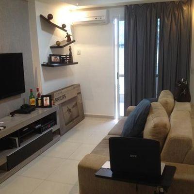 Apartamento de 2 Quartos com 1 Suíte e 1 Vaga - Tour de Saint Etienne - Dr. Mário Viana