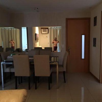 Professor Otacílio Apartamento de 2 Quartos com Varanda Gourmet e 1 Vaga