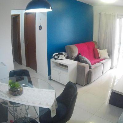 Apartamento de 2 Quartos 1 Suíte e 1 Vaga no Splendido Residencial Centro Niterói