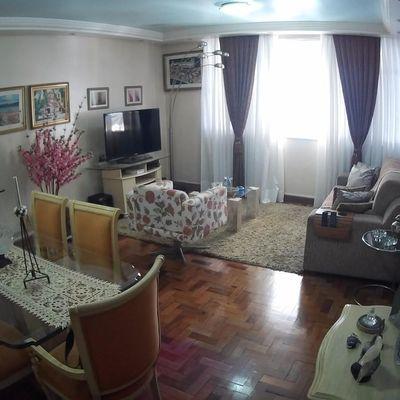 Apartamento de 3 Quartos Sendo 1 Suíte e 1 Vaga em Icaraí  - Dependências Completas - Andar Alto - 135m²