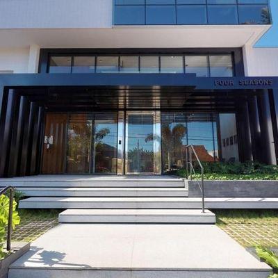 Apartamento Vista Mar - Ed. Four Season - Praia Brava - Itajaí