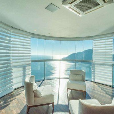 Cobertura Duplex Frente Mar - Edifício Ocean Palace - Barra Sul - Balneário Camboriú