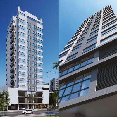 Apartamento no Ed Allegra Residenza em Balneário Camboriú