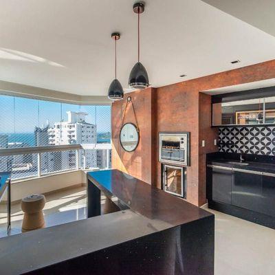 Apartamento quadra mar com vista mar -Ed. Grand Royale - Barra sul - Balneário Camboriú