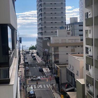 Apartamento Vista mar Edifício Residencial Verona Centro Balneário Camboriu