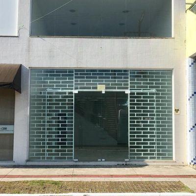 Sala Comercial Com Mezanino em Balneário Camboriú