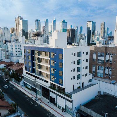 Apartamento no Residencial San Gottardo em Balneário Camboriú