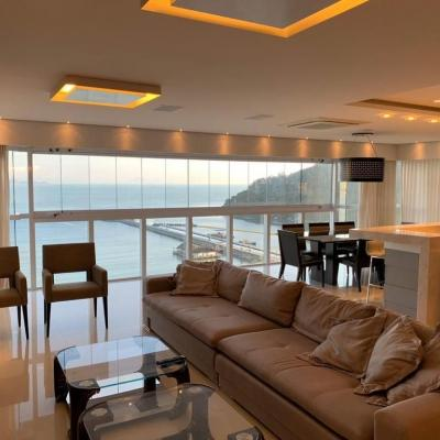 Apartamento Frente Mar Alto Padrão - Barra Sul - Balneário Camboriú