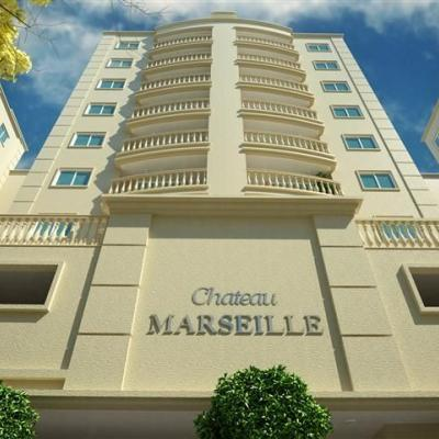 Apartamento no Ed. Chateau Marseille - São Francisco de Assis Camboriú