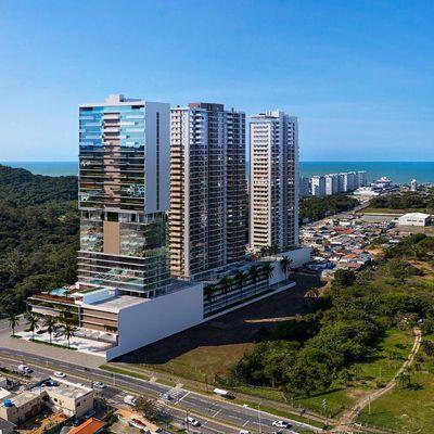 Apartamento Vista Mar no Ed Torres da Brava na Praia Brava em Itajaí