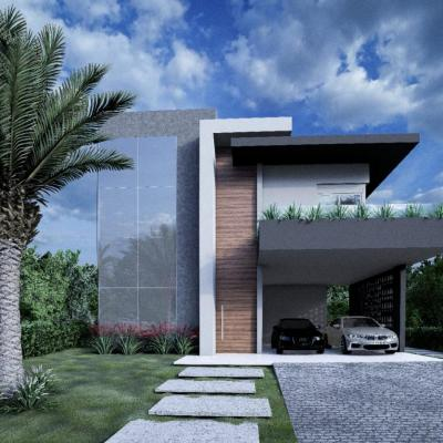 Casa em Condomínio Fechado -  Reserva Camboriú Yacht e Golf - Camboriú