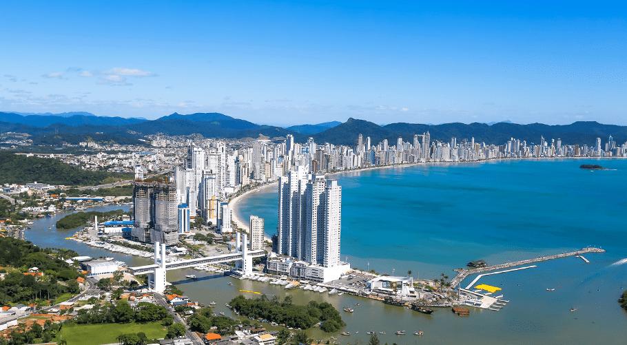 Barra Sul de Balneário Camboriú:  Uma das regiões mais valorizada de Bc.