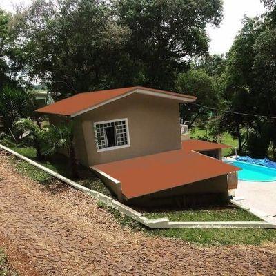 SOBRADO NO ALAGADO RIO BONITO DO IGUAÇU